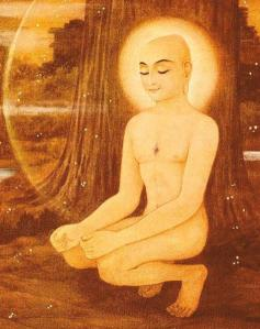mahAvIra in godohanAsana