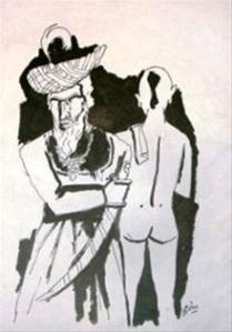 Brahmin and Sultan