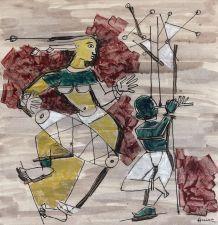 Le Dieu Shiva Dansant, 70s