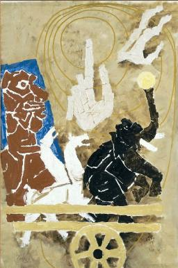 Mbh Chariot of Arjuna